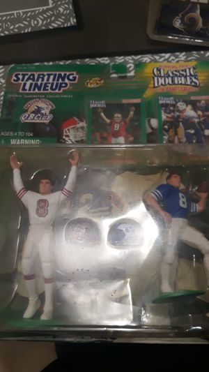 Steve young 49er/byu collectible toy for Sale in Lodi, CA