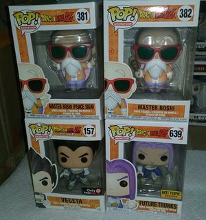 dragonball z master roshi speciaty series exc. funko pop for Sale in Los Angeles, CA