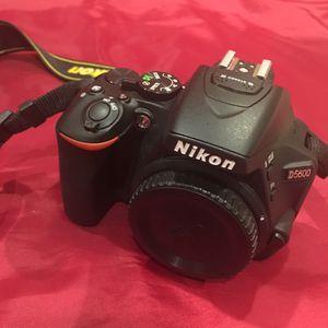 Nikon digital camera D5600 for Sale in Sandy, UT