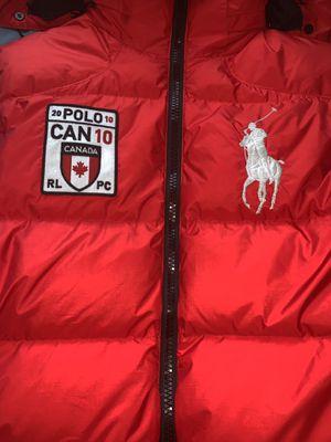 Men's Ralph Lauren Puffer Vest Medium for Sale in Waldorf, MD