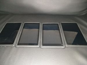 Lot of 4 Amazon Fire (7th Generation) 7-Inch Wifi Tablets for Sale in Phoenix, AZ