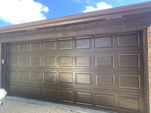 Garage doors. for Sale in Arlington, TX