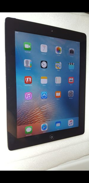Apple iPad 2, 2nd Generation, 16GB Wi-Fi, 9.7-inch iOS 9 Tablet for Sale in New York, NY