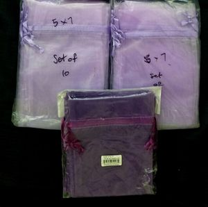 Nylon pouches with drawstring for Sale in Redondo Beach, CA