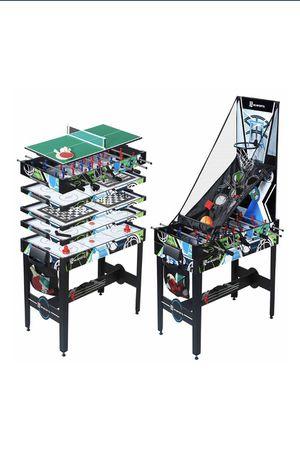 48 inch; 12-1 air hockey table for Sale in Woodbridge, VA