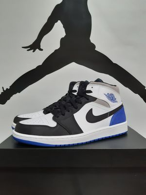 Air Jordan 1 Retro Mid SE 'Game Royal' Casual Shoes | Sizes 11 & 12 | Brand New for Sale in Claremont, CA
