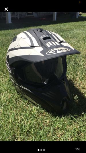 Dirt bike helmet for Sale in Wilkes-Barre, PA