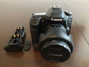 Canon 80D, Battery Grip & 10-18mm for Sale in Phoenix, AZ