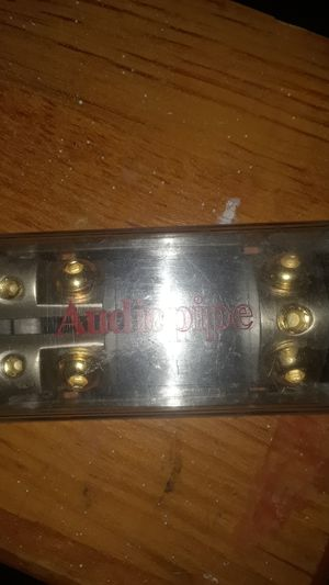Speaker box and audio pipe(Make offer) for Sale in Philadelphia, PA