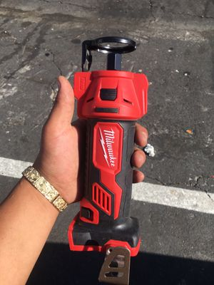 Milwaukee cut out tool for Sale in San Jose, CA