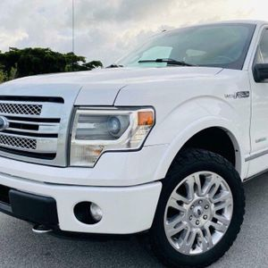 2014 Ford F-150 Platinum for Sale in Beverly Hills, CA
