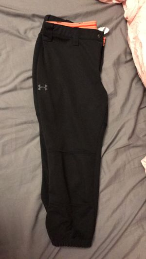 under armour softball pants for Sale in Tomahawk, WI