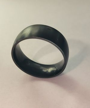 Beautiful Black Ring for Sale in Beaverton, OR