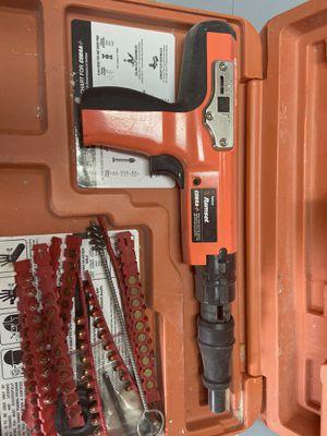 Ramset cobra nail gun for Sale in Wayne, NJ