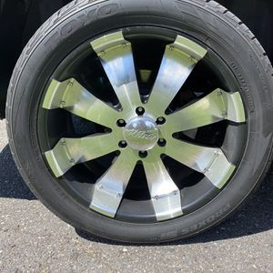 "22"" 6 Lug Rims for Sale in Renton, WA"