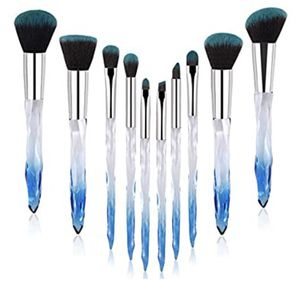 10 piece makeup brush set for Sale in Stockton, CA