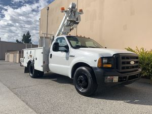 2006 Ford F-350 F350 36' Bucket Truck Basket Truck Boom Lift Utility F450 F-450 for Sale in Long Beach, CA