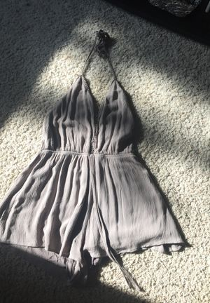 Ladies Toupe Romper Medium for Sale in NO POTOMAC, MD