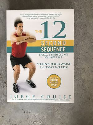 12 Second Sequence DVD set for Sale in Tampa, FL