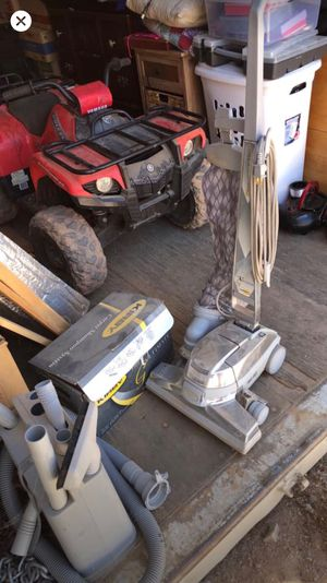 Kirby vacuum and shampoo attachments for Sale in Fort McDowell, AZ