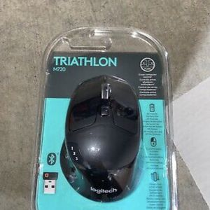 BRAND NEW SEALED Logitech M720 triathlon wireless mouse for Sale in Glendale, CA