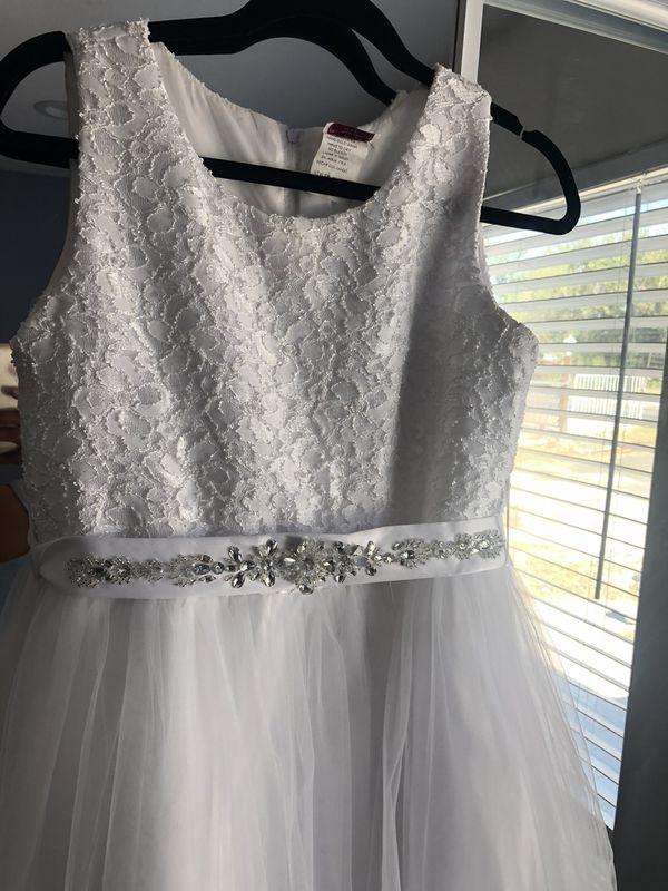 Beautiful first communion/baptism dress