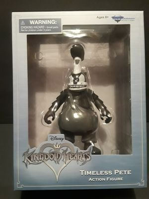 Disney Kingdom Hearts Timeless Pete action figure. for Sale in Gresham, OR