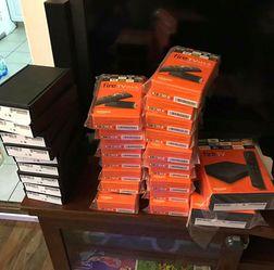 Amazon Firestick with Kodi for Sale in Rialto,  CA