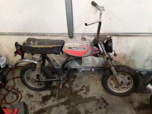 Harley Davidson 90cc mini bike chopper for Sale in Denver, CO