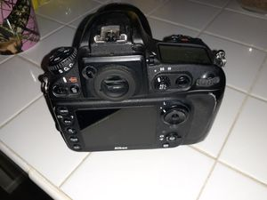 Nikon D800 Professional Grade Camera with Lenses for Sale in Fresno, CA