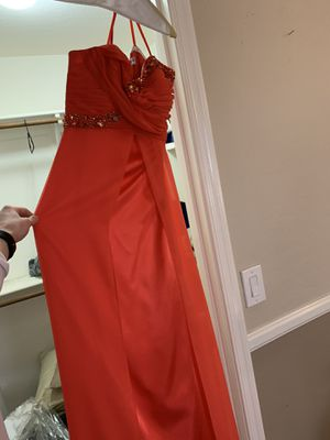 Coral dress size 9/10 for Sale in Gilbert, AZ