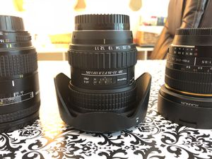 Tokina 11-16mm Wide Angle for Nikon DSLR Camera Lens for Sale in Abilene, TX