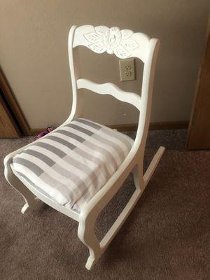 Kids rocking chair needs a little tlc for Sale in Wichita, KS