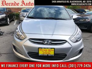 2016 Hyundai Accent for Sale in Bladensburg, MD