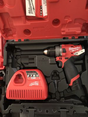 Milwaukee M12 Fuel hammer drill for Sale in Gresham, OR