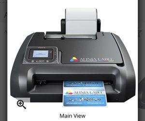 Afinia L301 color label printer for Sale in Austin, TX