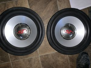 "12"" Subs for Sale in Hayward, CA"