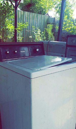 Washer & dryer for sale asking 150$ for Sale in Detroit, MI