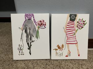 Small canvases for Sale in Everett, WA