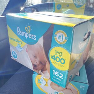 Pampers Swaddlers for Sale in Woodstock, GA