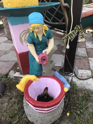 Fountain statue for Sale in Largo, FL