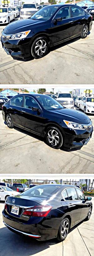 2016 Honda Accord LX Sedan CVT 82k for Sale in South Gate, CA