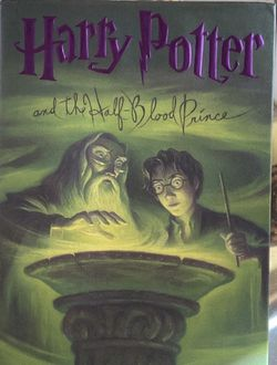 Harry Potter And The Half Blood Prince (hardcover) for Sale in Chino Hills,  CA