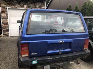 Jeep Cherokee xj parts for Sale in Tacoma, WA