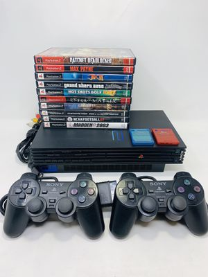 PS2 Bundle Deal for Sale in South El Monte, CA