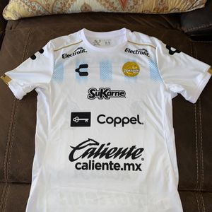 Dorados de Sinaloa jersey new with tags size is medium and it's special edition look at the pictures for reference for Sale in Perris, CA