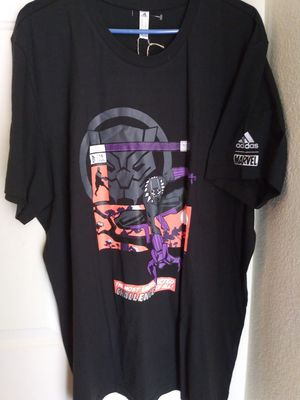 Adidas Marvel Black Panther T Shirt for Sale in Henderson, NV