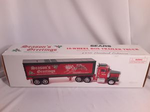 New Rare Sears big rig bank for Sale in Chino, CA