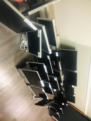 Apple, Dell, HP COMPUTER MONITORS for Sale in Denver, CO