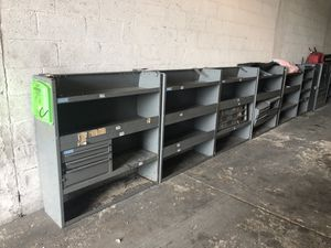 Van Cargo Shelves, Ford or Chevy for Sale in Miami, FL